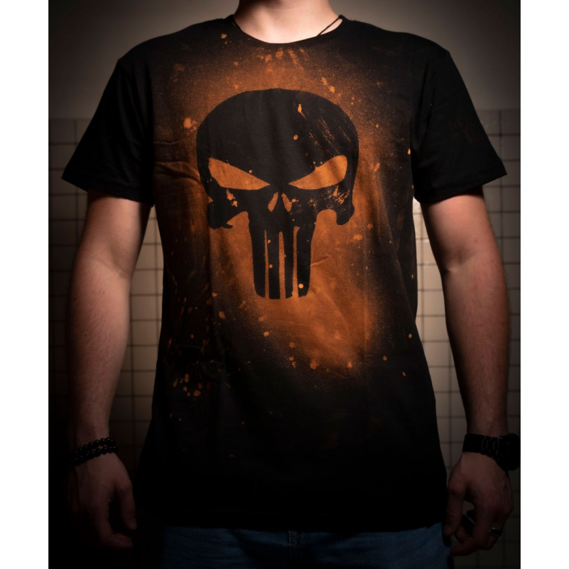 t-shirt-geek-et-manga-jeux-video-unisexe-homme-punisher