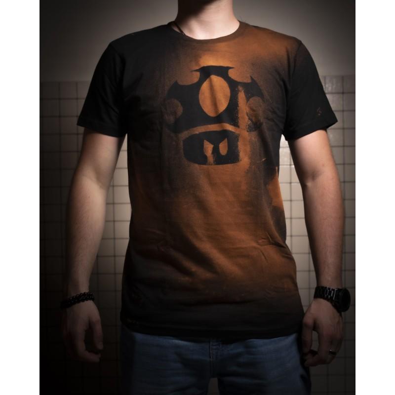 t-shirt geek et manga jeux video unisexe homme Toad mario