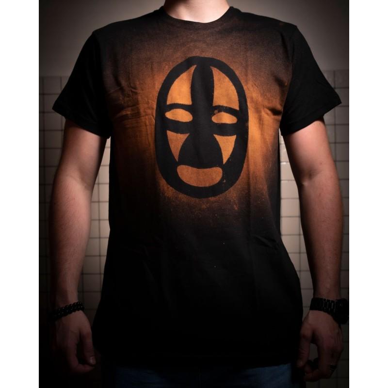 t-shirt geek et manga jeux video unisexe homme sans visage