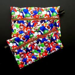 "Pochette ""Mario World"""